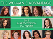 Annmarie Kelly Featured in 2013 Women's Advantage Calendar